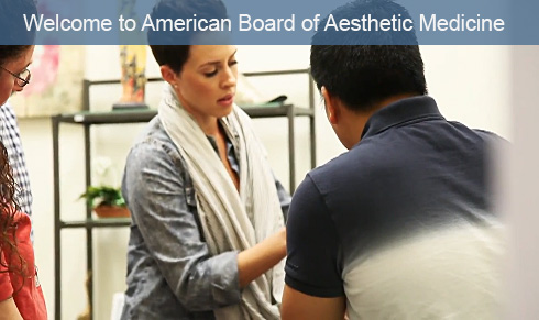 American Board of Aesthetic Medicine | ABAM: An official medical